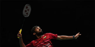 Kidambi Srikanth has an extremely bright future ahead of him. (photo: AP)