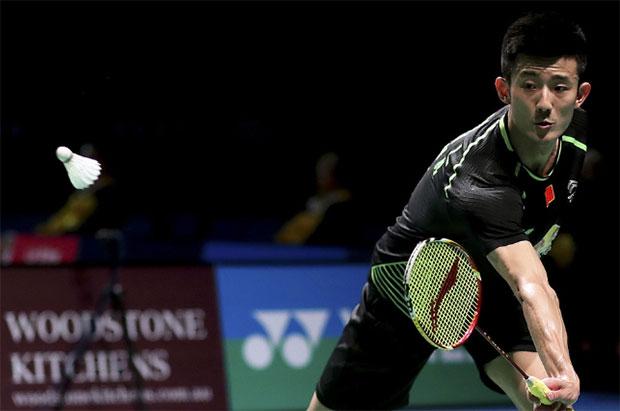 Chen Long hopes for a huge win in Australian Open final. (photo: AFP)