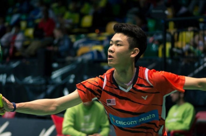 Lee Zii Jia has enormous potential to grow to a top-level badminton player.