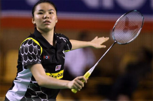 Lee Ying Ying is aiming for the Malaysia International Series title before playing in the KL SEA Games in August.