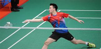 Zulfadli Zulkiffli needs to work extra hard to make his mark in the world of badminton.