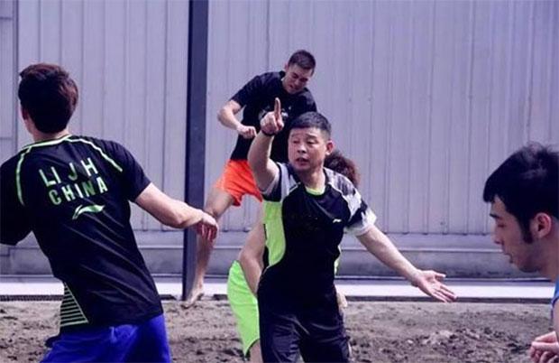 China badminton team kicks off its World Championships training in Chengdu.