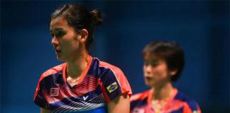 It's make or break for Vivian Hoo-Woon Khe Wei at the Kuala Lumpur Games. (photo: Bernama)