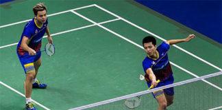 Ong Yew Sin-Teo Ee Yi through to New Zealand final. (photo: AP)