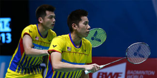 Goh V Shem/Tan Wee Kiong, Lee Chong Wei and BAM need to do a lot of soul searching from their defeats in Glasgow. (photo: AP)