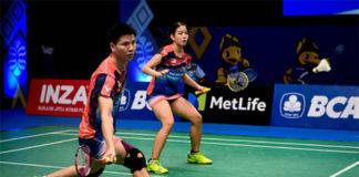 Goh Soon Huat-Shevon Jemie Lai advance into Japan Open second round.