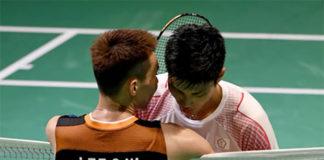 Lee Chong Wei cruises into Japan Open semi-finals. (photo: AP)
