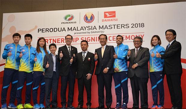 The signing ceremony of BAM, Perodua, and Daihatsu. (photo: Paultan Org)