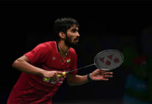 Kidambi Srikanth has been riding on a high in the 2017 season. (photo: AP)
