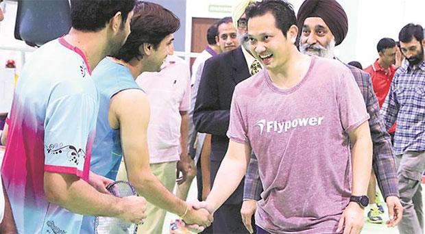 Hariyanto Arbi calls India a 'super power' in badminton. (photo: ATP)