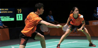 Goh Soon Huat (left) and Shevon Jemie Lai are set to face major challenges at the 2017 China Open. (photo: Bernama)