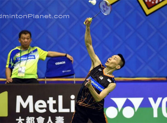 Lee Chong Wei eager to recover from his recent drop of form.