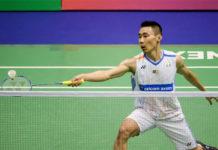 Lee Chong Wei and Chen Long are set for the Hong Kong Open final clash. (photo: AP)