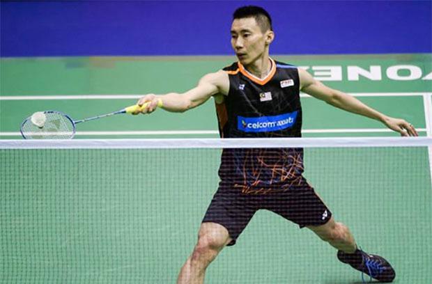 Lee Chong Wei confident of going to Dubai. (photo: AP)
