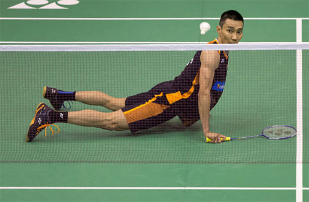 The Gold Coast 2018 will probably be Lee Chong Wei's last Commonwealth Games. (photo: AP)