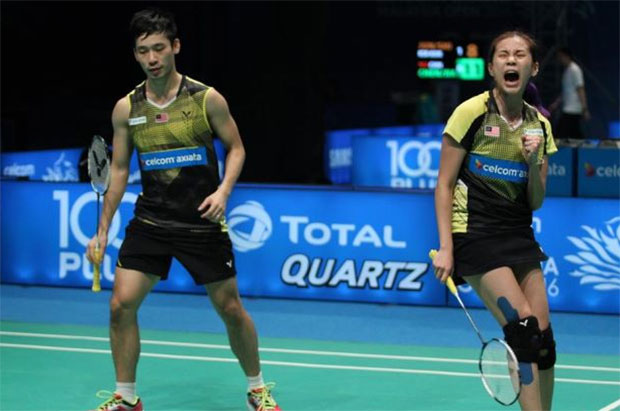 Chan Peng Soon is optimistic about his partnership with Goh Liu Ying in 2018.