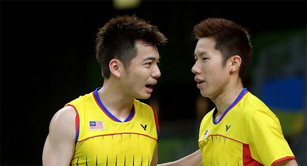 Goh V Shem/Tan Wee Kiong enter Malaysia Masters second round. (photo: AP)