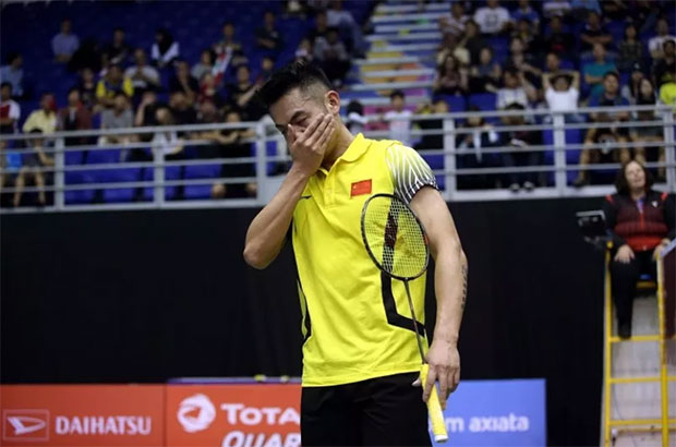 Badminton fans, don't worry, Lin Dan is just taking a break, and he will come back strong in big tournaments such as All England and World Championships. (photo: AP)