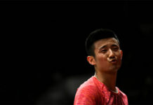 Badminton is not fun anymore without top players such as Chen Long and Carolina Marin. (photo: AP)