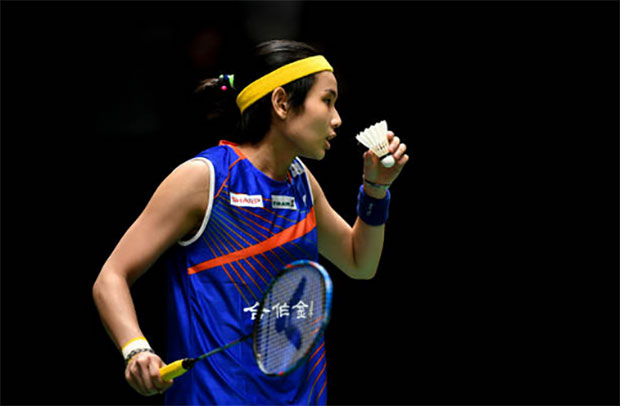 Tai Tzu Ying chasing her first international title in Indonesia Masters final on Sunday. (photo: AP)