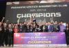 Puchong United BC wins the 2017/2018 Purple League title. (photo: Sinchew)