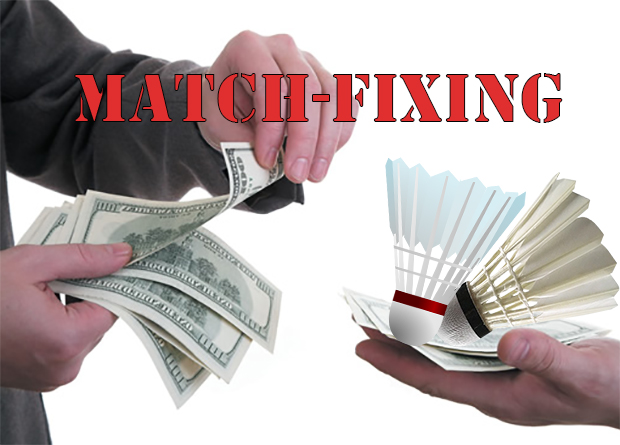 Match fixing is usually motivated by money.