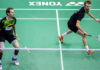 Mathias Boe and Carsten Mogensen are eyeing for their first Swiss Open title on Sunday. (photo: AP)