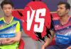 Lee Zii Jia and Iskandar Zulkarnain Zainuddin are going against each other in the 2018 Malaysia National Championships final.