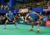 Goh V Shem/Tan Wee Kiong advance to German Open semi-finals.