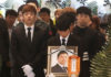 Lee Yong-Dae pays emotional tributes to Jung Jae-Sung.