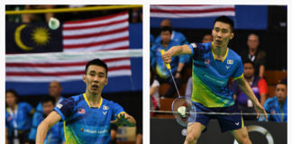 Lee Chong Wei is strong favorite for the 2018 All England title. (photo: AP)