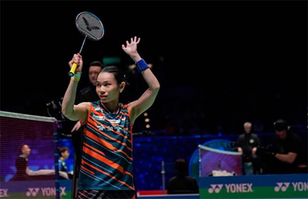 Tai Tzu Ying advances to semifinals of 2018 All England. (photo: AP)
