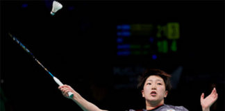 Congratulations to Akane Yamaguchi for becoming the new World No. 1 women's singles player. (photo: AP)