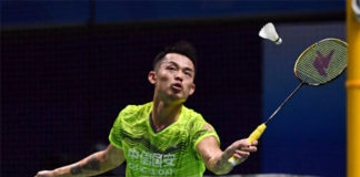 Lin Dan is still fine-tuning his form ahead of 2018 Thomas Cup. (photo: AP)