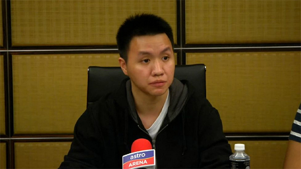 Zulfadli Zulkiffli believes there are grounds for an appeal against BWF's decision. (photo: Bernama)