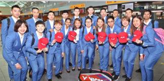 Good luck to the Malaysian Thomas & Uber Cup teams in Bangkok. (photo: Bernama)