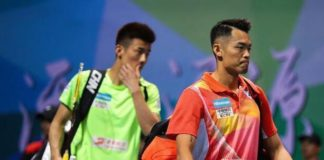 Lin Dan and Chen Long give China huge advantage in the men's singles event.