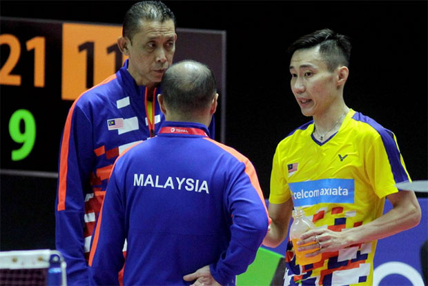 BAM has dropped multiple world junior champions but has yet to nurture a real World Champion at the senior level. It's time for BAM to work harder to create more top players instead of doing the easy job by dropping good talents. (photo: Bernama)