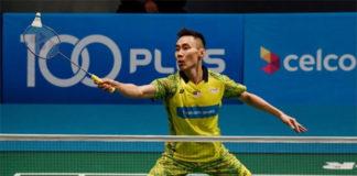 Lee Chong Wei is favorite to win the 2018 Malaysia Open title. (photo: Bernama)