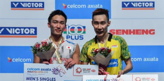 Lee Chong Wei clinches 12th Malaysia Open title. (photo: AP)