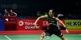 Tai Tzu Ying's winning streak continues at the 2018 Indonesia Open. (photo: AFP)