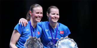 Congratulations to Kamilla Rytter Juhl on her pregnancy. May this special time be filled with health and lots of love! (photo: AFP)