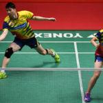 Goh Soon Huat/Shevon Jemie Lai advance to the 2018 Singapore Open second round. (photo: Bernama)