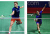 Brice Leverdez & Viktor Axelsen wish Lee Chong Wei well and a quick recovery prior to 2018 World Championships first round! (video: http://www.chinapress.com.my)