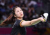 Wish Soniia Cheah good luck in the 2018 World Championships second round. (photo: AFP)
