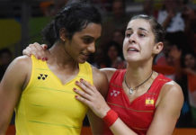 It's going to be exciting to watch PV Sindhu plays against Carolina Marin in the 2018 World Championships final. (photo: AFP)