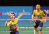 Aaron Chia/Soh Wooi Yik are young rising men's doubles pair from Malaysia. (photo: Bernama)