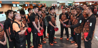 It's time for Malaysian shuttlers to step up without Lee Chong Wei! (photo: Bernama)