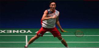 Kento Momota is the next generation of badminton star. (photo: AFP)