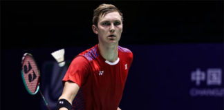 2018 has not been a great year for Viktor Axelsen so far. (photo: AFP)